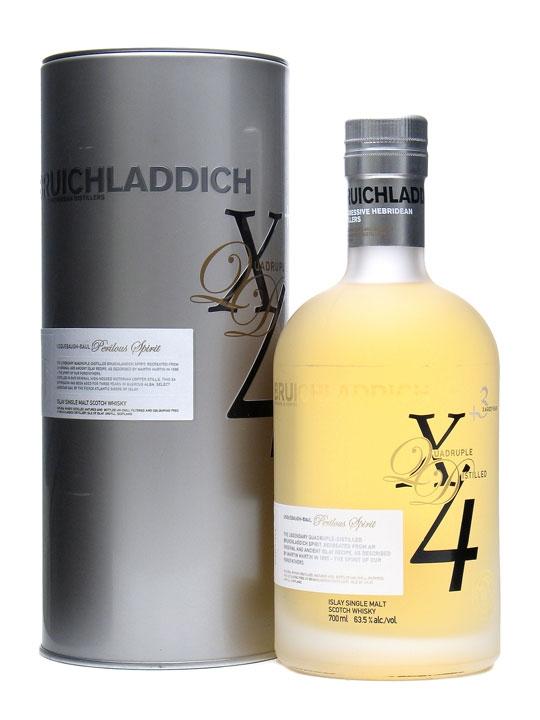 Bruichladdich X4+3.