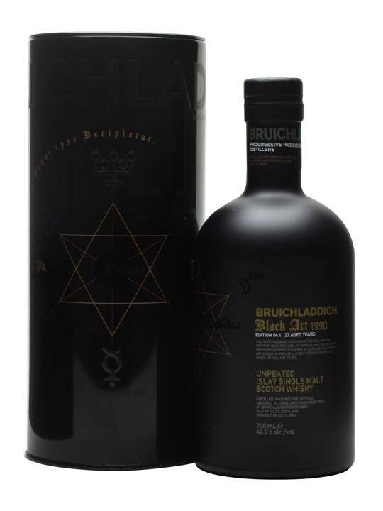 Bruichladdich Black Art 4.1