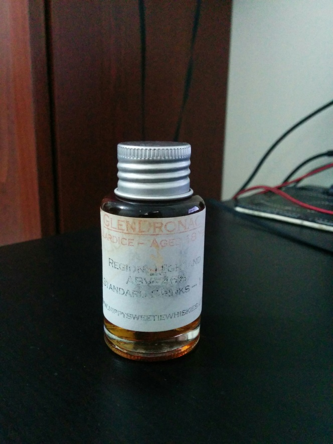 Glendronach 18 Years Old Allardice