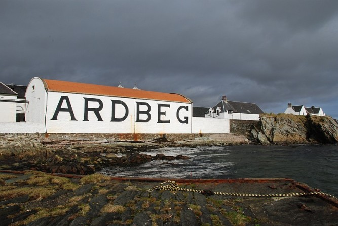 Ardbeg Distillery (Picture Credit: IslayPictures.com)