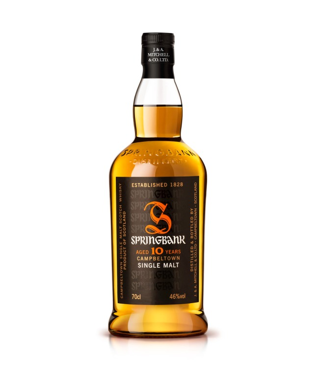 Springbank 10 Years Old