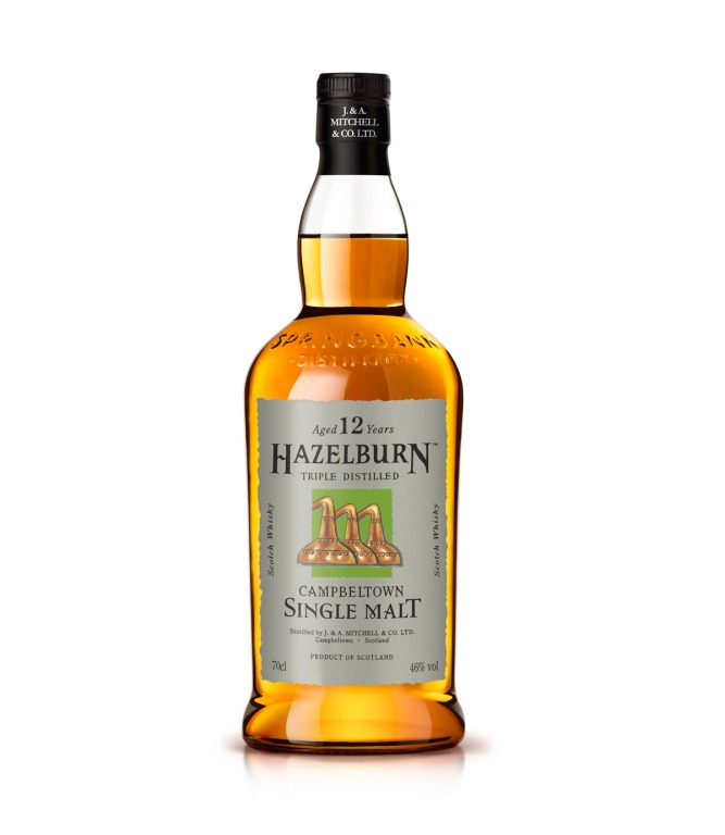 Hazelburn 12 Years Old