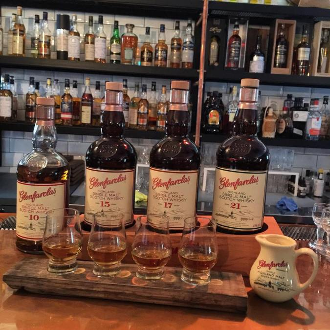 The Vertical Glenfarclas