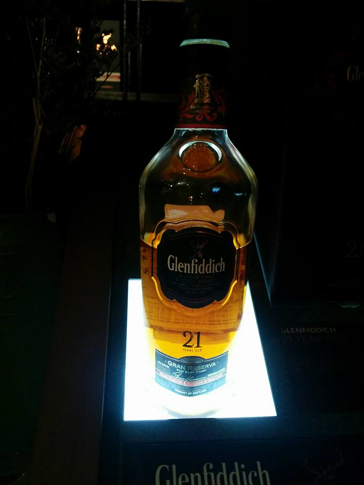 Glenfiddich 21 Years Old Gran Reserva
