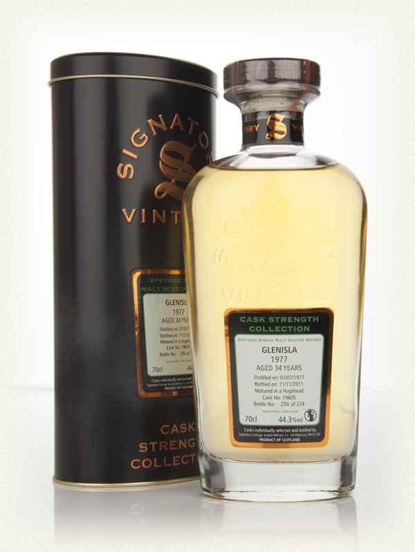 glenisla-34-1977-cask-strength-signatory-malt-whisky