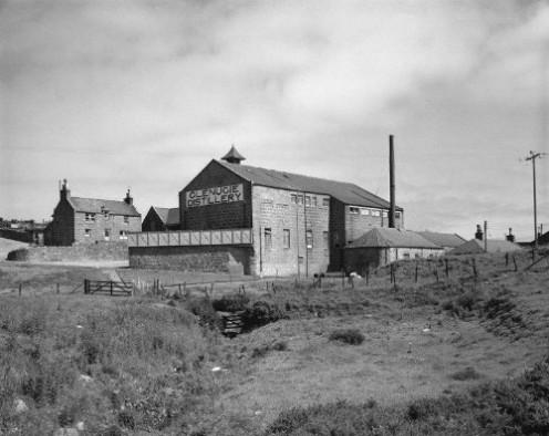 Glenugie distillery