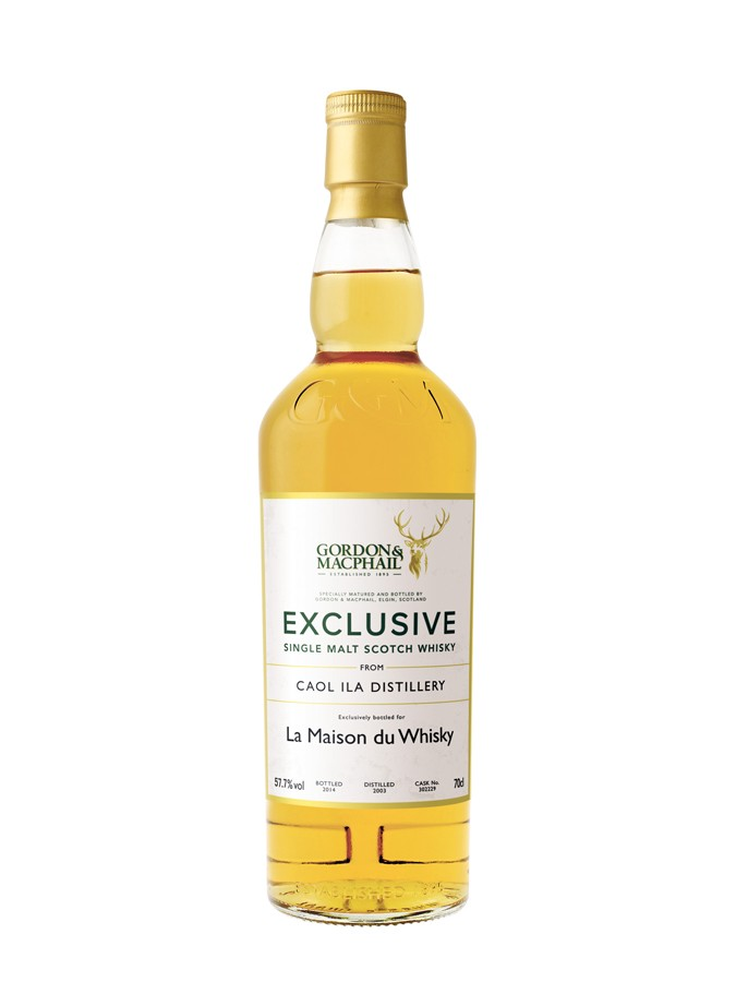 Caol Ila 2003 10 Years Old (G&M for LMdW)