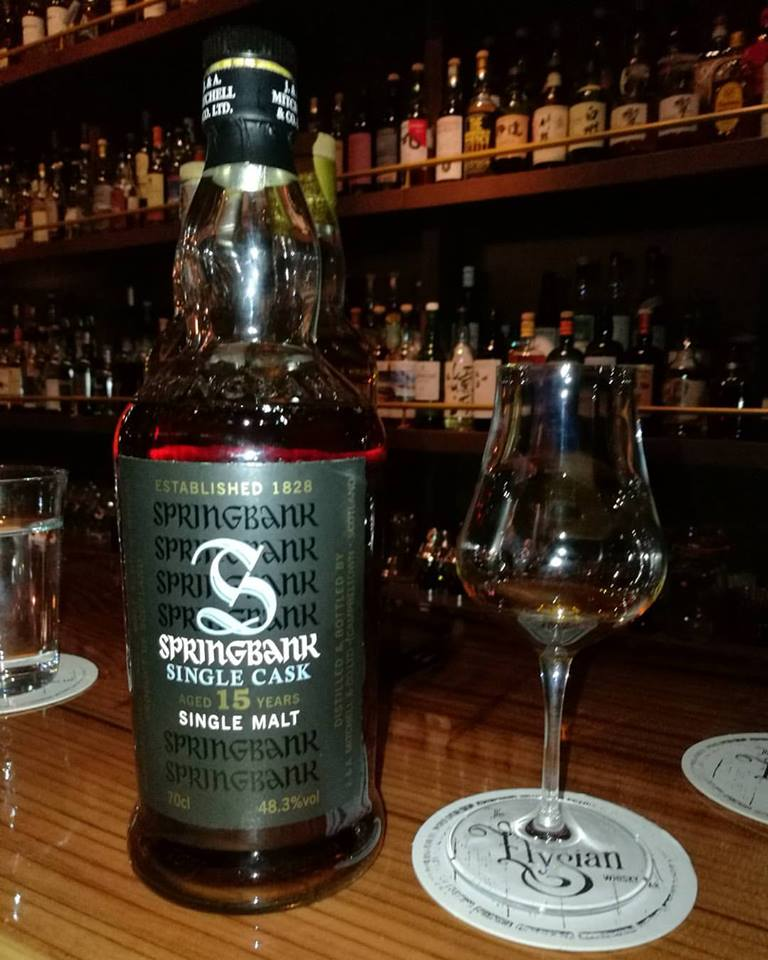 Springbank 15 Years Old Single Cask (Premium Scotch Importers)